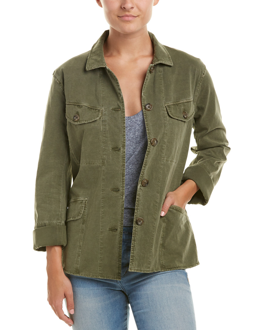 James Perse EASY FIT MILITARY JACKET
