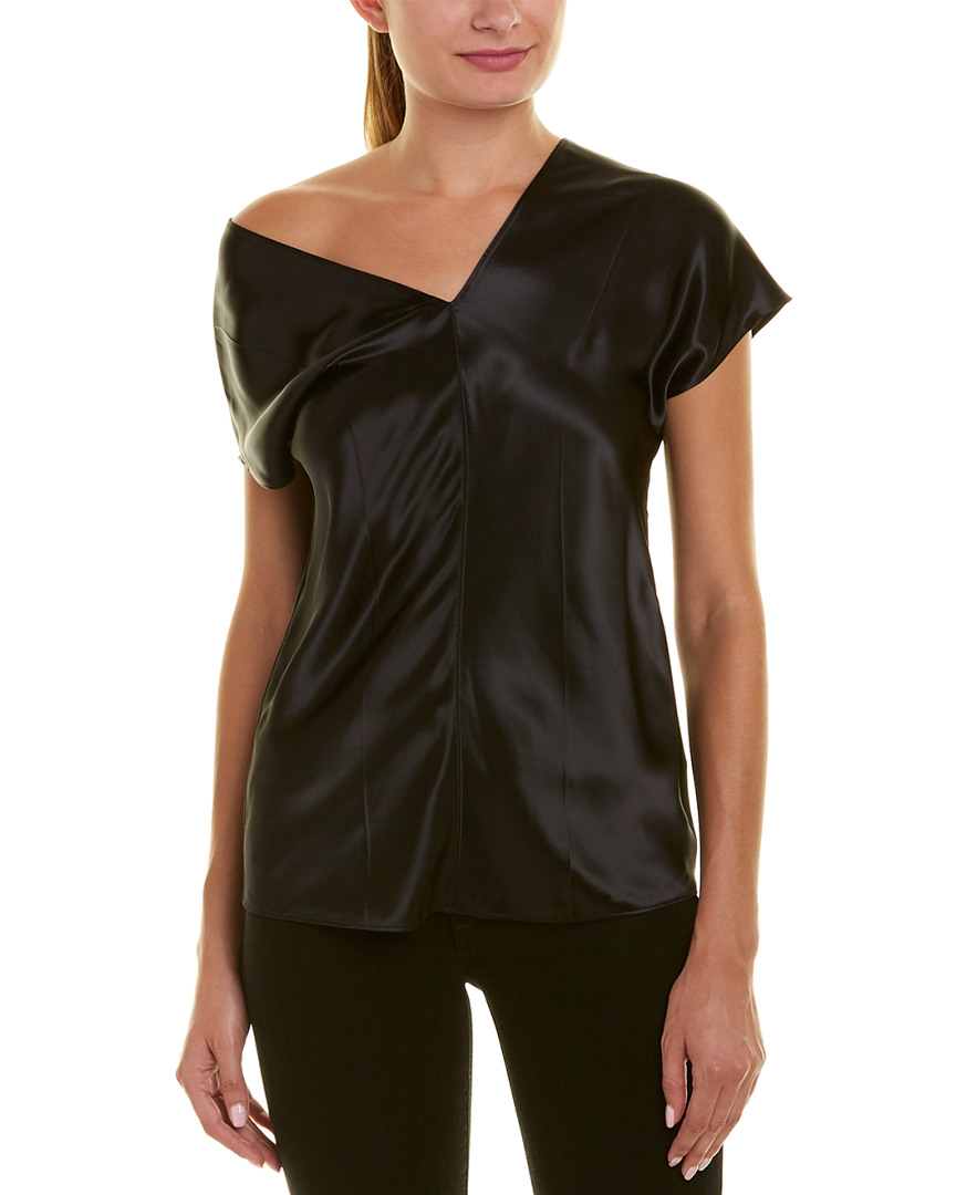 Helmut Lang Dropped-Shoulder Top 14117518240003