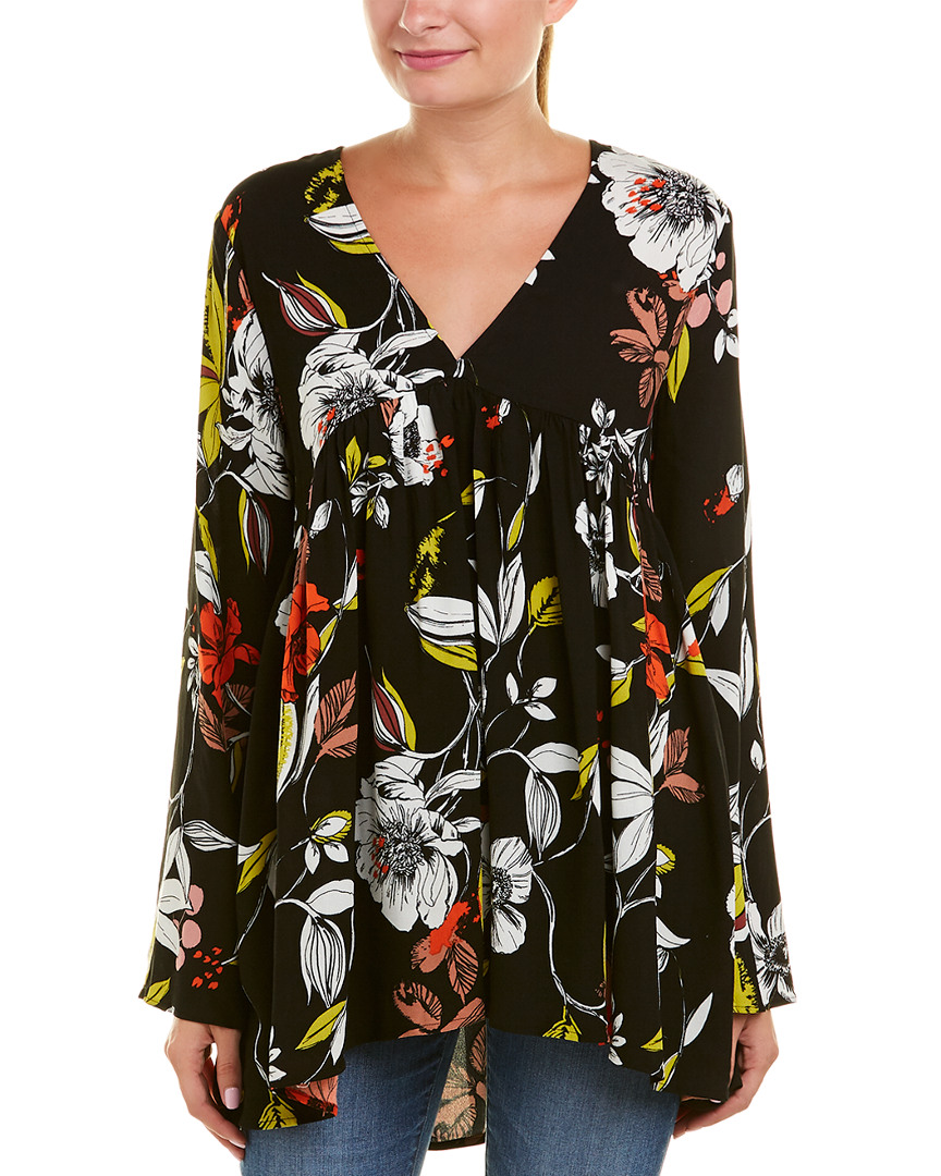 BELLA PRINTED TUNIC