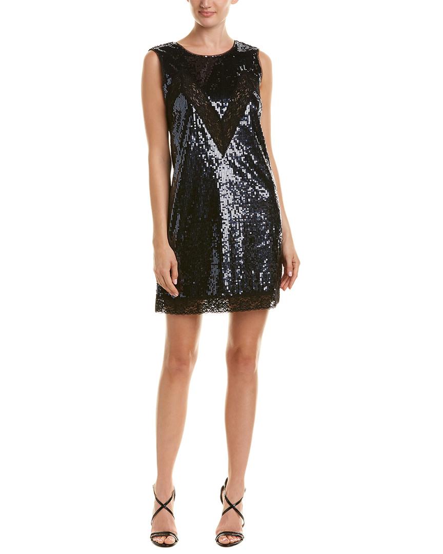 Bcbgmaxazria MELLY SHIFT DRESS