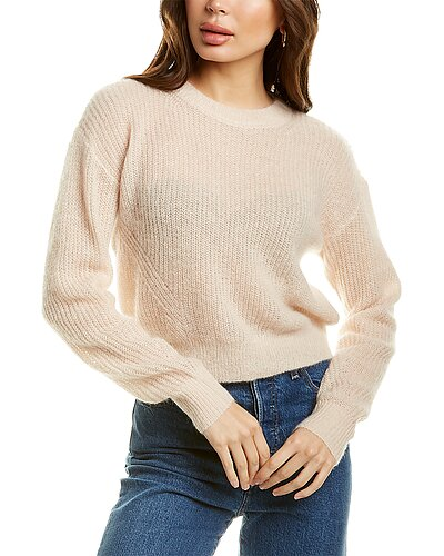 Rue La La — Veronica Beard Melinda Mohair & Alpaca-Blend Sweater