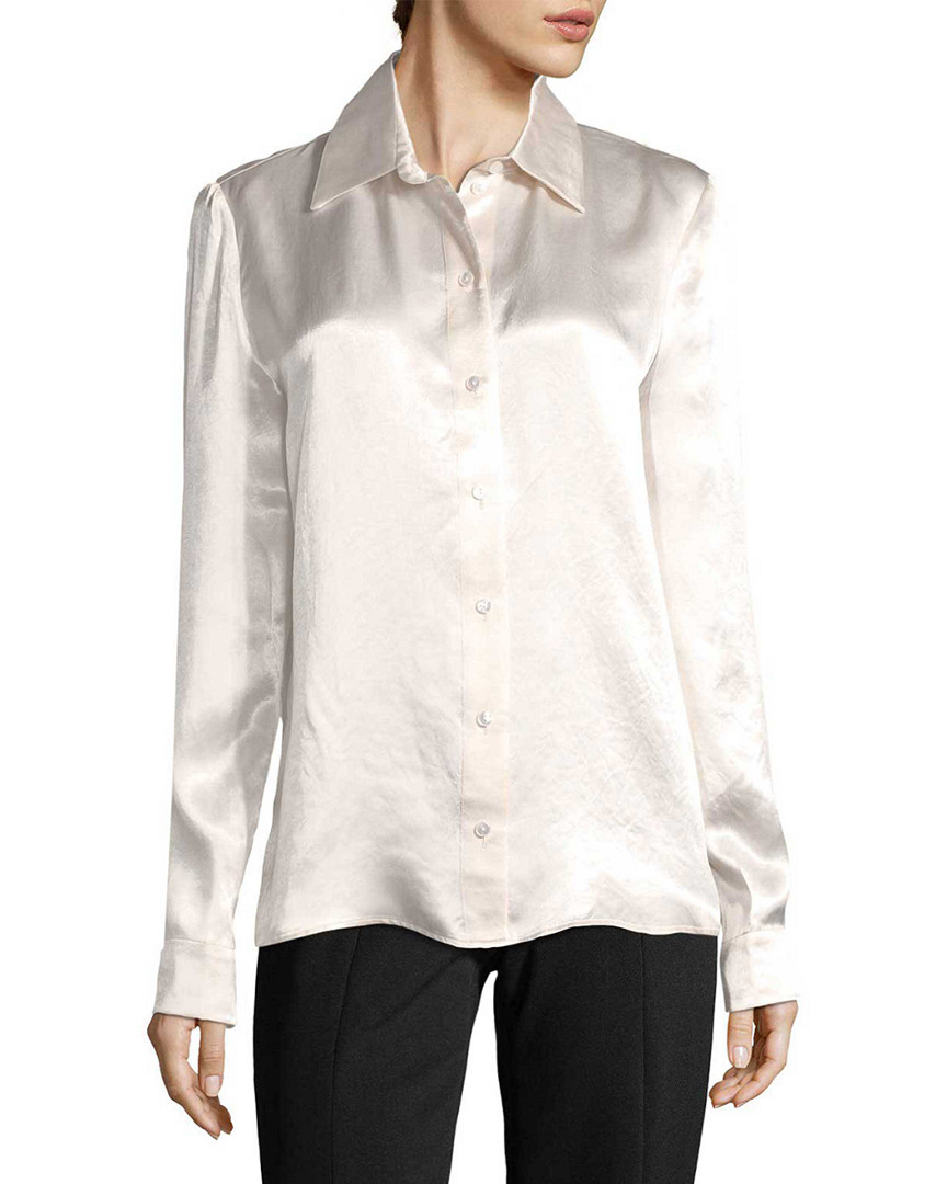 Lanvin POINT SMOOTH SHIRT