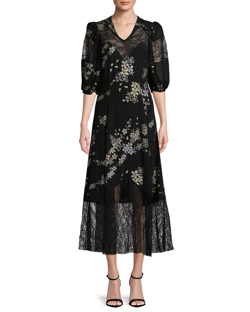 Jill Stuart GINA FLORAL DRESS