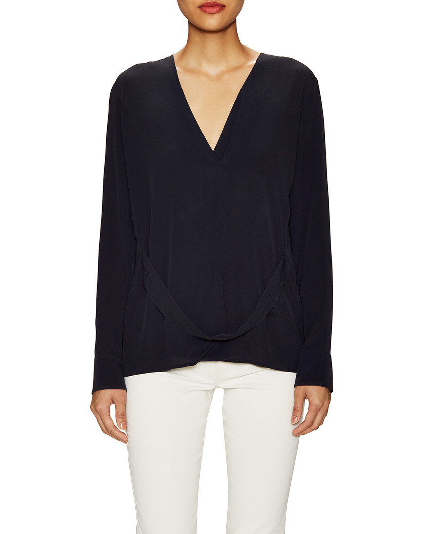 Helmut Lang Back Tie Top 14118174270002