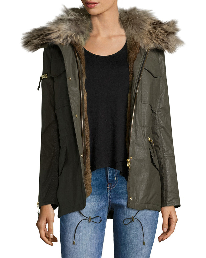 Sam. NEW YORK KATE CONVERTIBLE PARKA