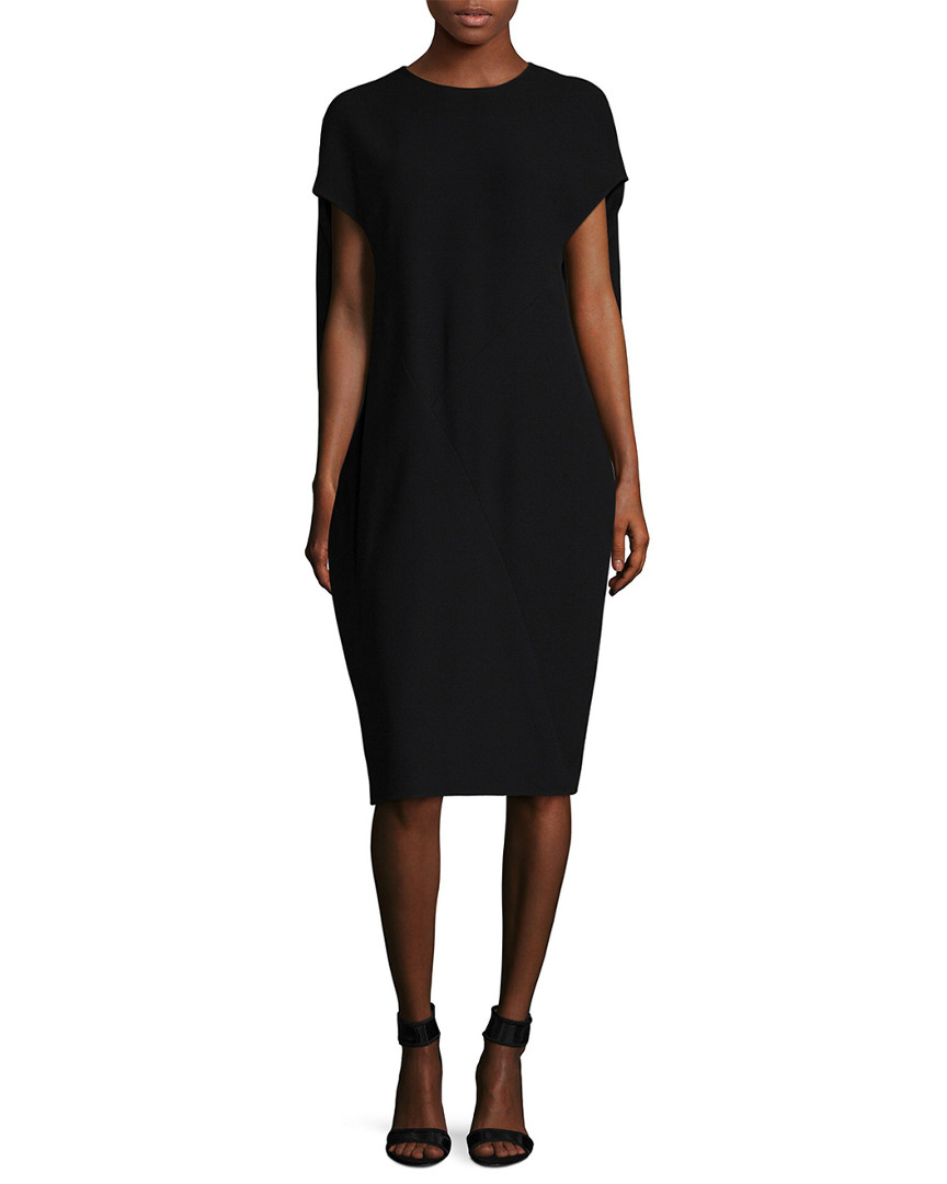 Narciso Rodriguez CREPE COCOON DRESS
