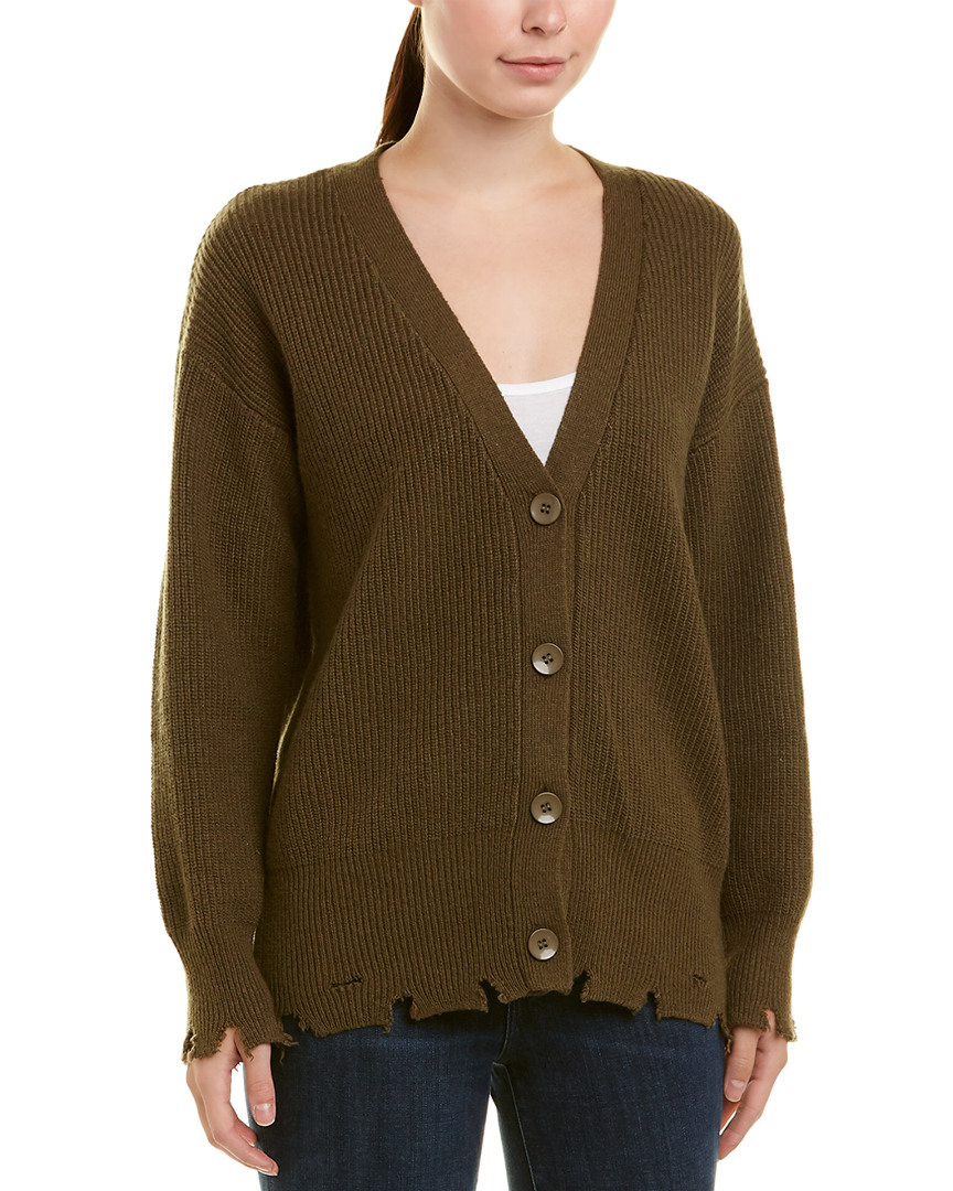 Central Park West DISTRESSED WOOL