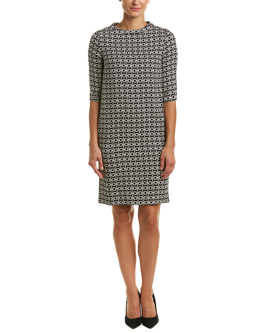 'S MAXMARA SHIFT DRESS