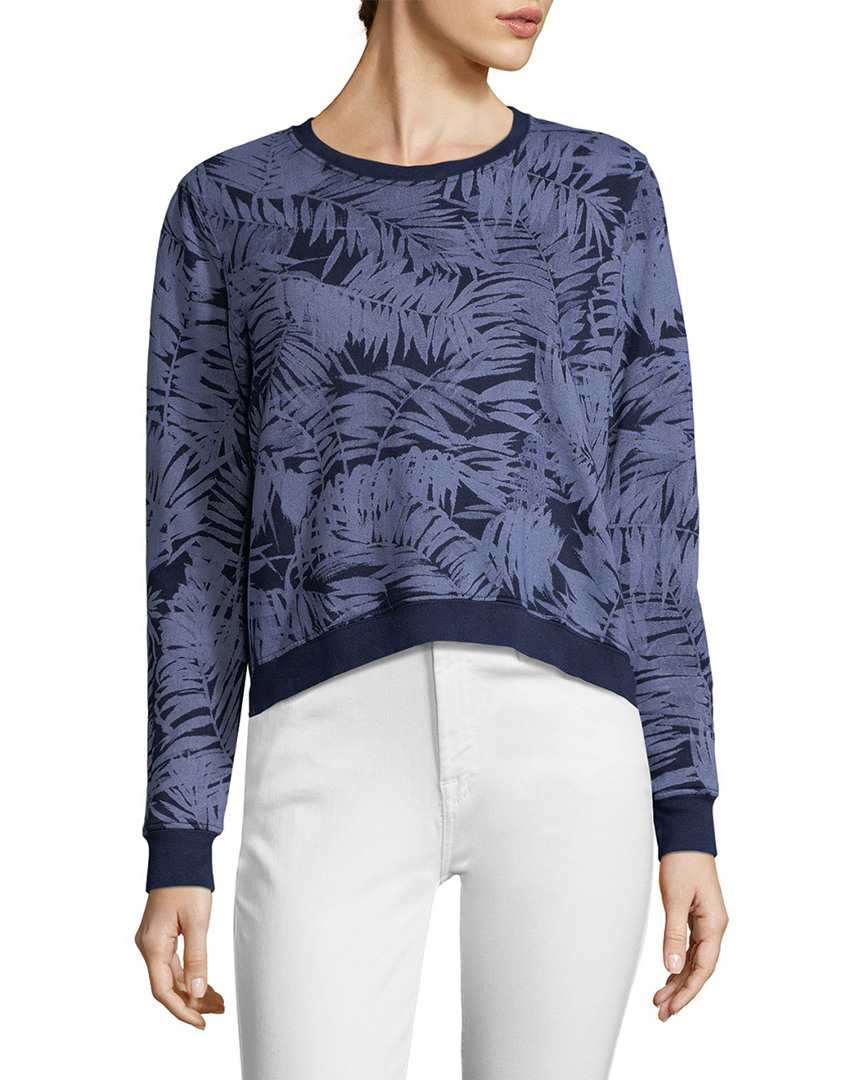 Sol Angeles INVERSE PLAM SWEATSHIRT