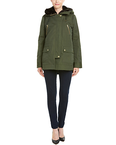 Joie Golden Gavi Military Jacket