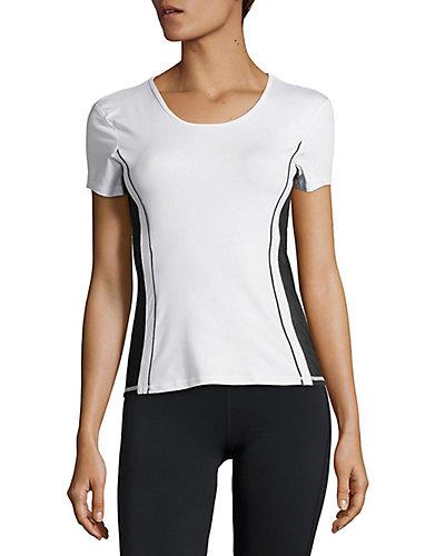 Rue La La — Gottex Striped Athletic T-Shirt