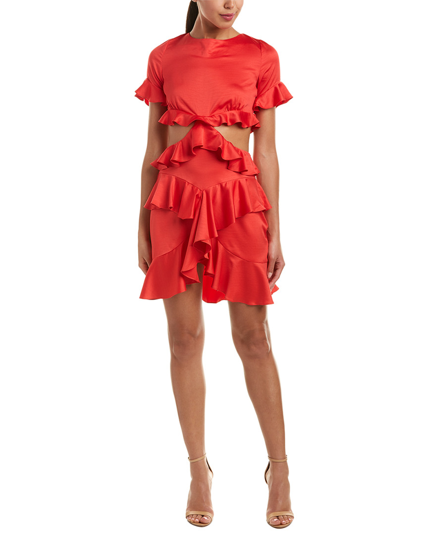 Few Moda CUTOUT DRESS