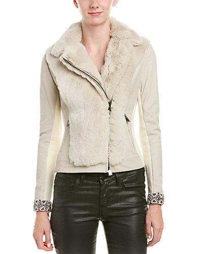 Haute Hippie Leather & Jacket