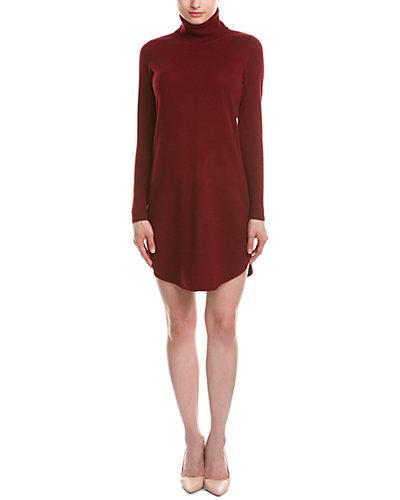 Magaschoni Cashmere Turtleneck Dress