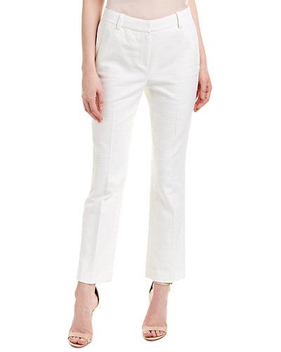 Rebecca Taylor Slub Suit Pant by Rebecca Taylor