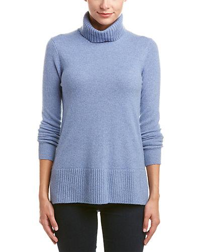 Lockhart Cashmere Turtleneck Cashmere Sweater