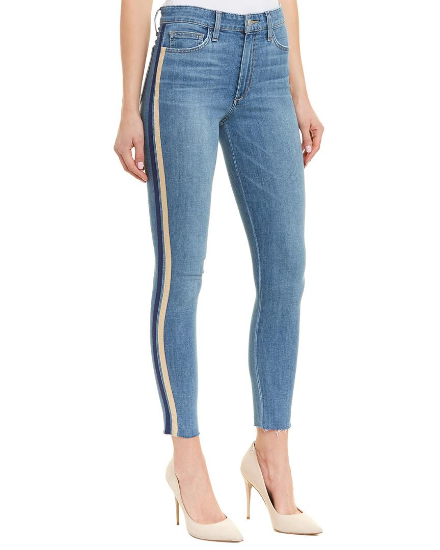9b8a2ca8904 Joe's Jeans The Charlie Tessa High-Rise Skinny Ankle Cut | eBay
