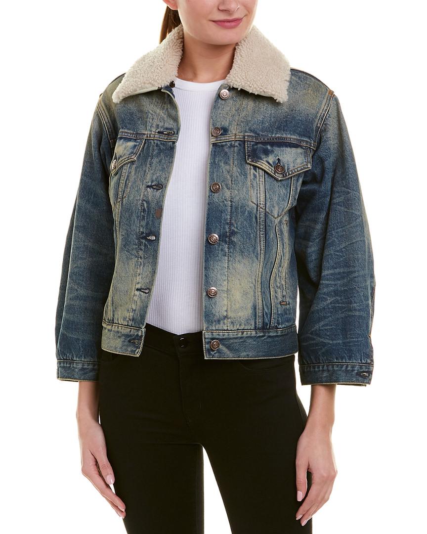 eb765d9447d5 Gucci Denim Jacket