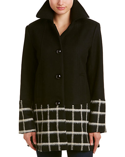Hutch Wool-Blend Coat