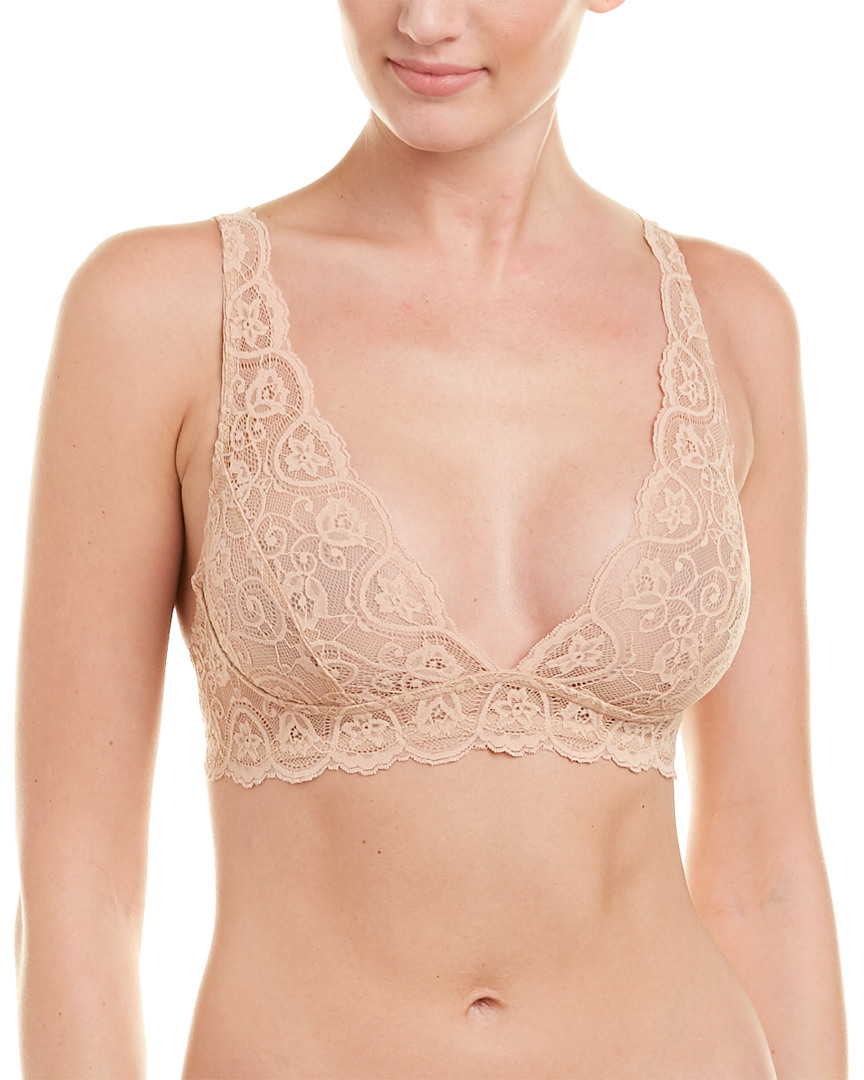 13b8e2aa710 Commando Womens Tulip Lace Bra