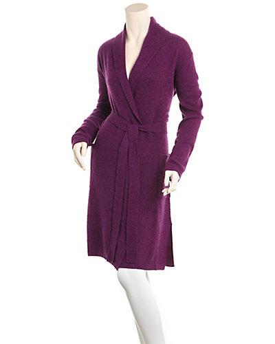 sofiacashmere Jersey Cashmere Robe
