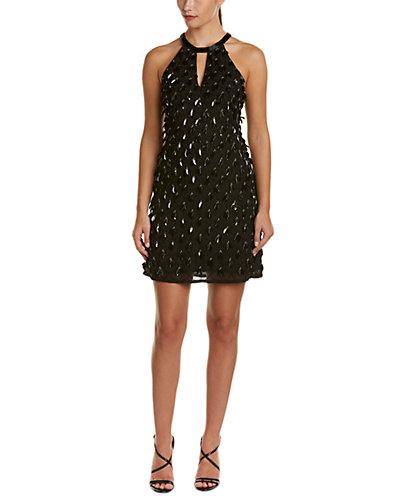 Parker Black Cocktail Dress