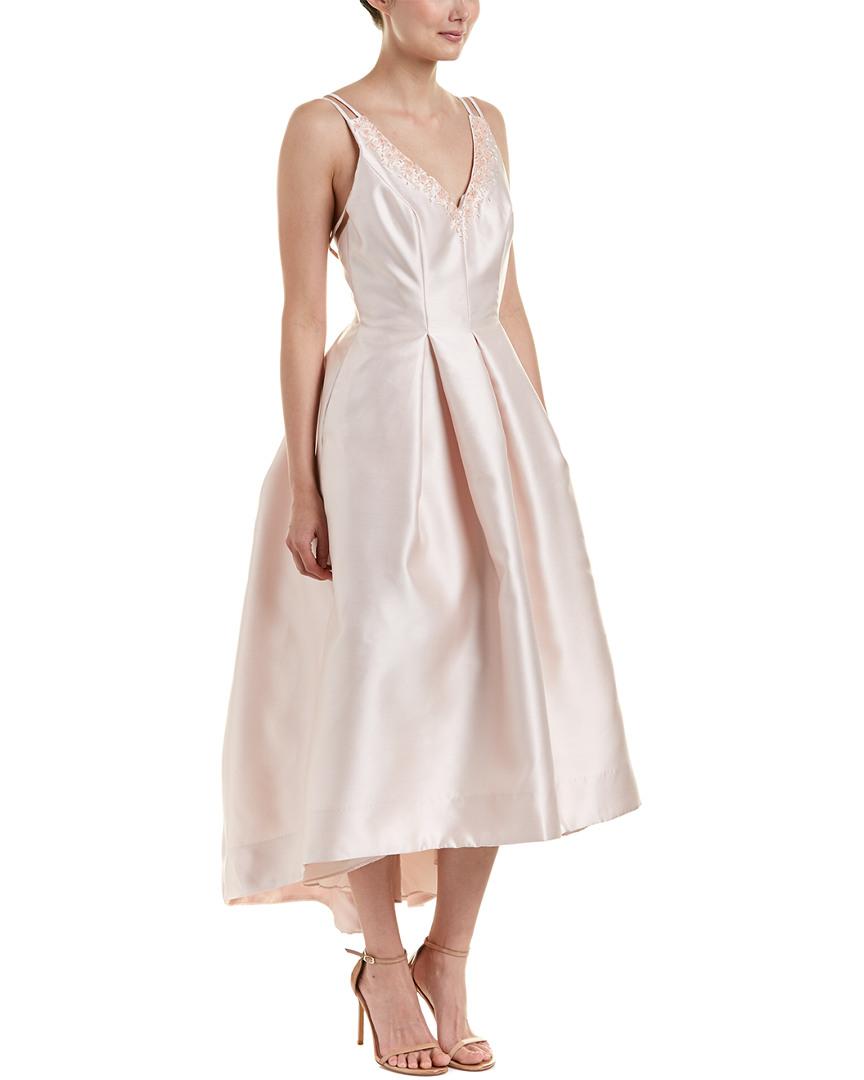 Carmen Marc Valvo Infusion Gown | eBay