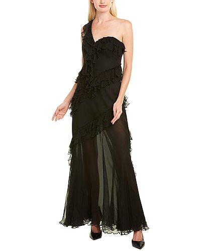 Rue La La — AMUR Harlow Silk Gown
