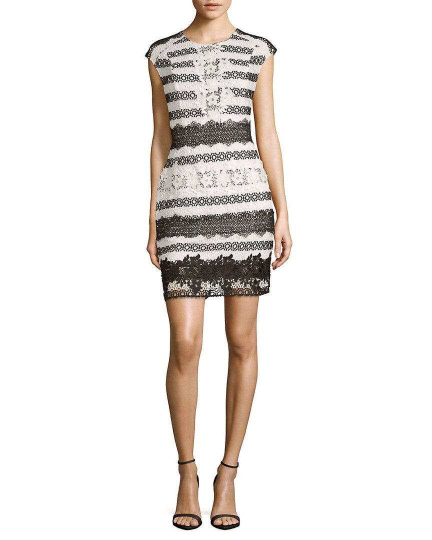Sachin & Babi SACHIN & BABI ROSSA SHEATH DRESS