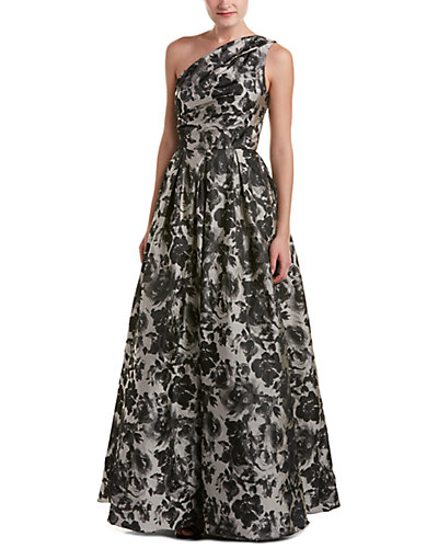 Carmen Marc Valvo Infusion Gown