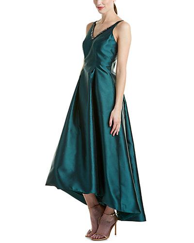 Carmen Marc Valvo Infusion Cocktail Dress
