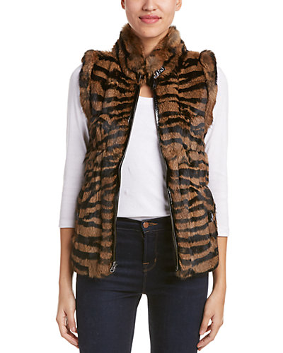 Jocelyn Reversible Wool-Blend Vest
