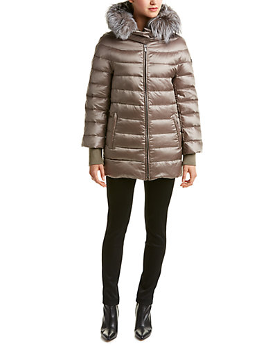 1 Madison Down Puffer Coat