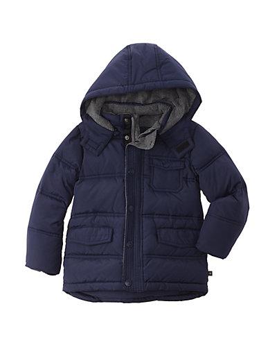 E-Land Boys' Blue Down Jacket