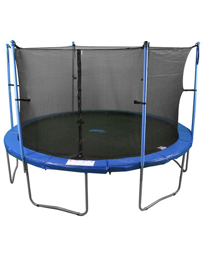 Upper Bounce 15ft Trampoline & Enclosure
