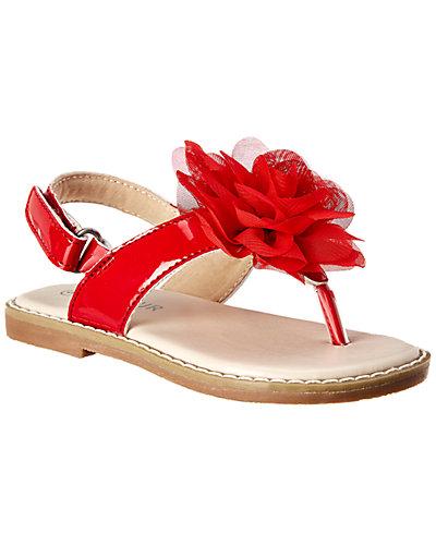 Rue La La — L'Amour Flower Sandal