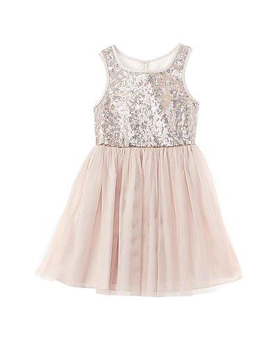 Rue La La — Pastourelle Sequin Bodice Tutu Dress