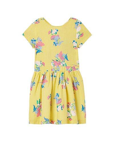 Rue La La — Joules Tea Party Line-Blend Dress