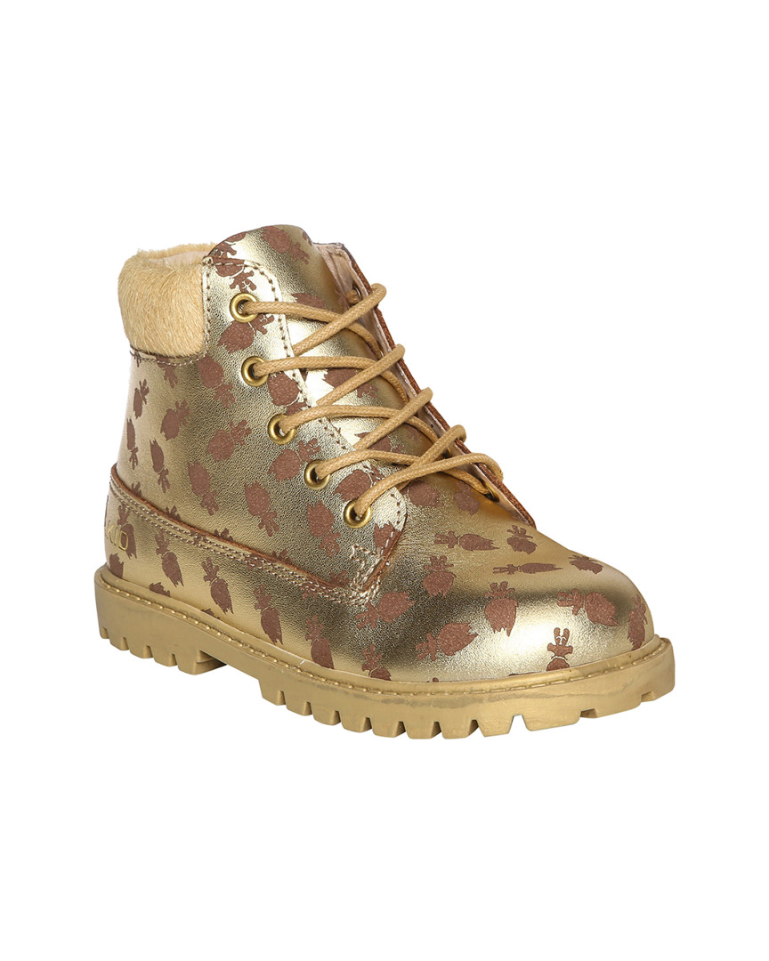 ATTICUS TROLLS LEATHER BOOT