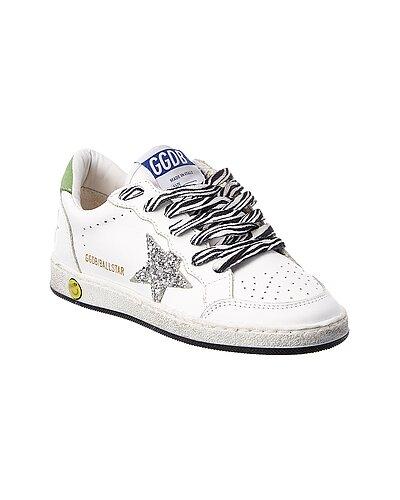 Rue La La — Golden Goose Ball Star Leather Sneaker