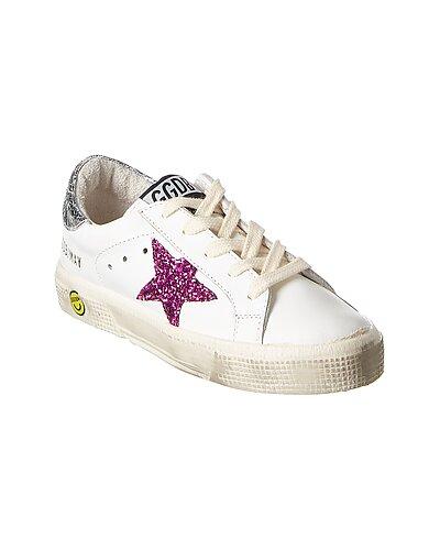 Rue La La — Golden Goose May Leather Sneaker