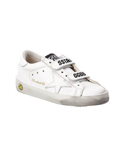 Rue La La — Golden Goose Old School Leather Sneaker
