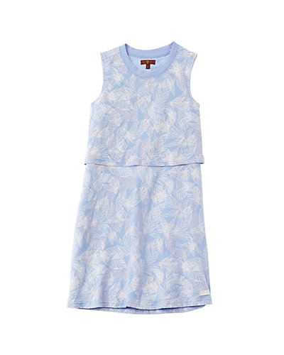 Rue La La — 7 For All Mankind Tiered Dress