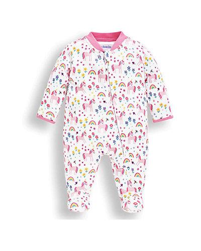 Rue La La — Jojo Maman Bebe Unicorn Sleepsuit