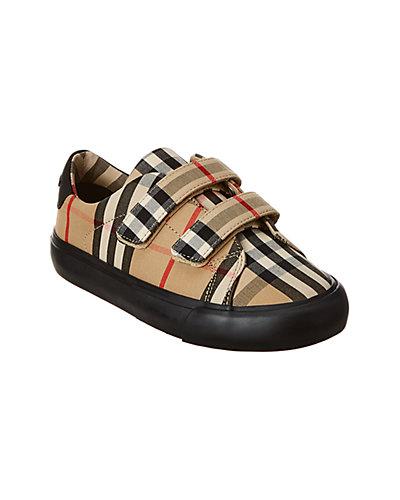 Rue La La — Burberry Vintage Check Sneaker
