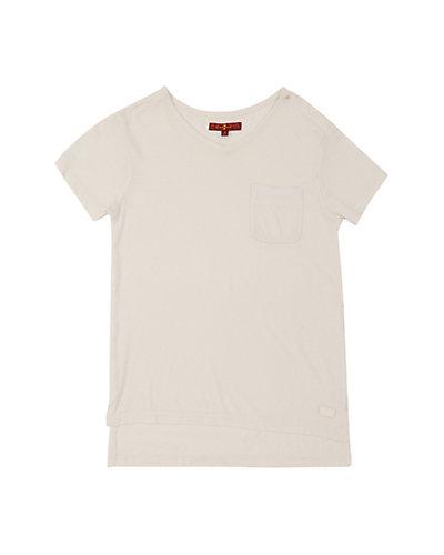 Rue La La — 7 For All Mankind High-Low T-Shirt
