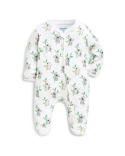 Rue La La — JoJo Maman Bébé Koala Zip Sleepsuit