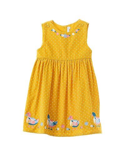 Rue La La — JoJo Maman Bébé Duck Cord Dress