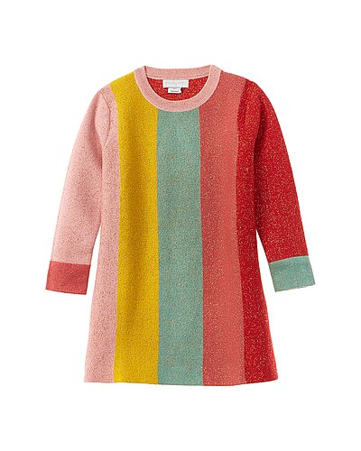 Rue La La — Stella McCartney Lurex Sweaterdress
