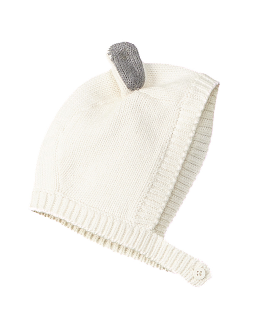 CHIPS KNIT BABY HAT